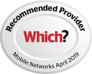 Which 2019 Recommended Provider mobile networks